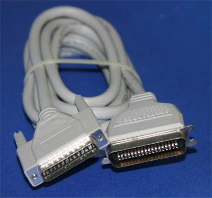 10FT PARALLEL PRINTER CABLE IEEE-1284 A-B