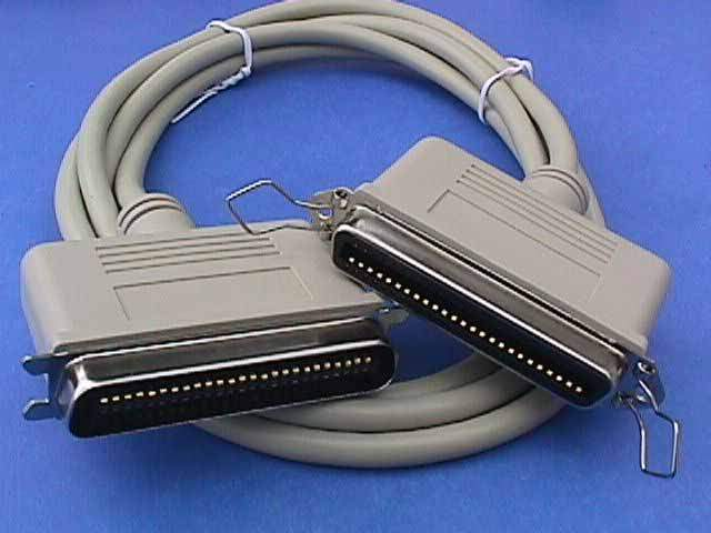 6FT SCSI CN50M Male to SCSI CN50M Female Extension Cable