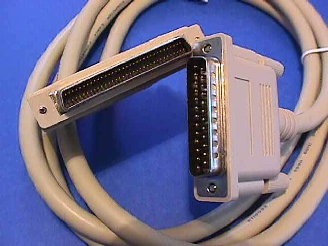 6FT SCSI-III HPDB68-M TS TO DB25-M Cable