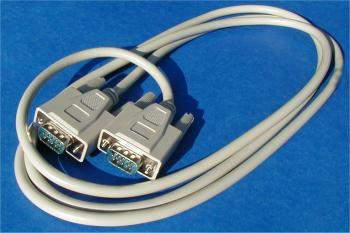 6FT VGA MONITOR CABLE HD15 Male to Male