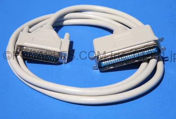 6FT SCSI-I CN50 TO DB25-M Cable