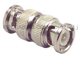 BNC Male-Male COUPLER