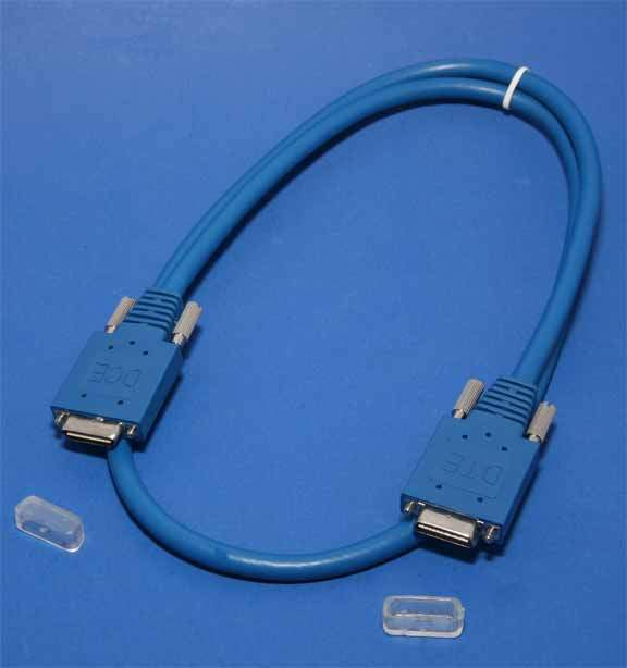 CAB-SS-2626X-3 CISCO CABLE WIC-2T SMART SERIAL CN26-CN26 CROSSOVER DTE-DCE 3FT