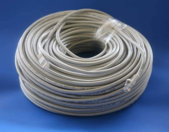 CAT5e 200FT NETWORK CABLE RJ45 Ethernet