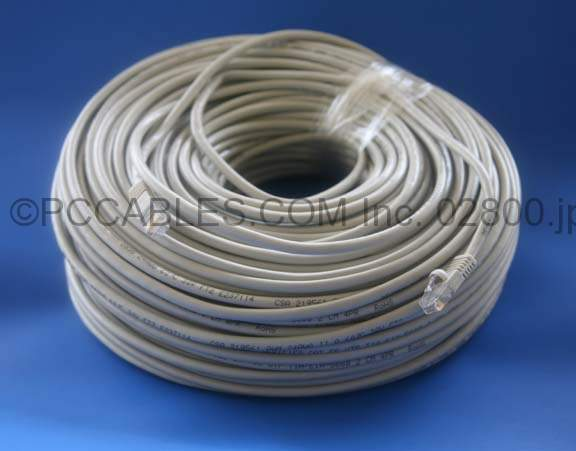 CAT5e 200FTNETWORK CABLE RJ45 Solid Copper