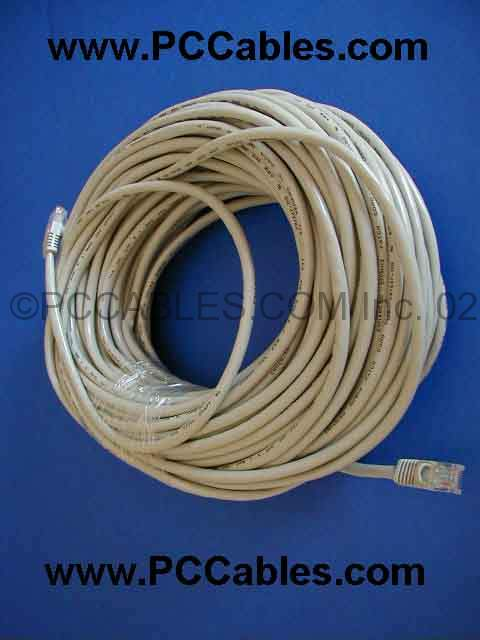 CAT5e 100FT RJ45 Network Cable
