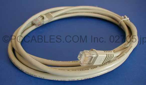 CAT 5e 5FT. RJ45 NETWORK CABLE