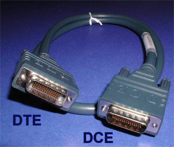 Cisco 3 Ft DB60 Male To DB60 Male V.35 DTE DCE