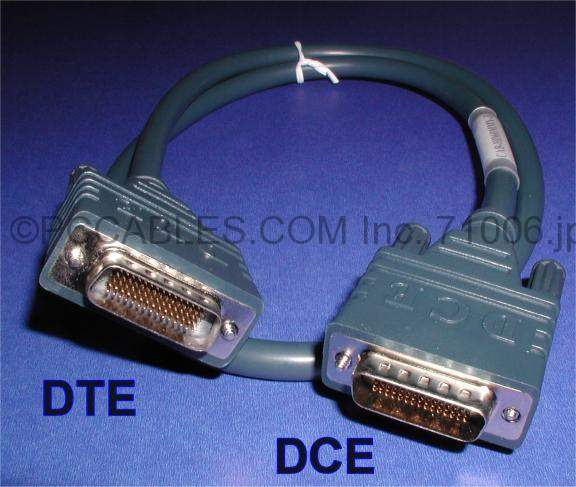 Cisco 3 Ft DB60 Male To DB60 Male V.35 DTE/DCE