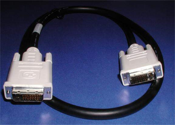 DIGITAL 400 DVI-D to DVI-D DVI CABLE 1M 3FT