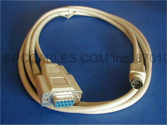 EPSON PHOTOPC 700 CAMERA SERIAL CABLE DCS-1