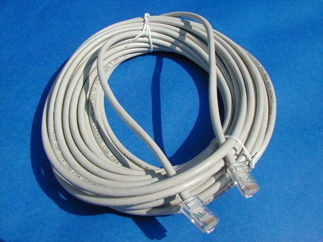 ETHERNET CROSSOVER NETWORK CABLE RJ45 CAT5e 50FT