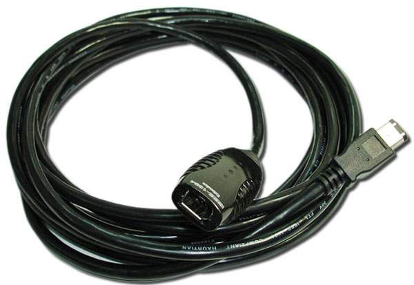 Firewire Repeater Extension Cable 5 Meter 1394a