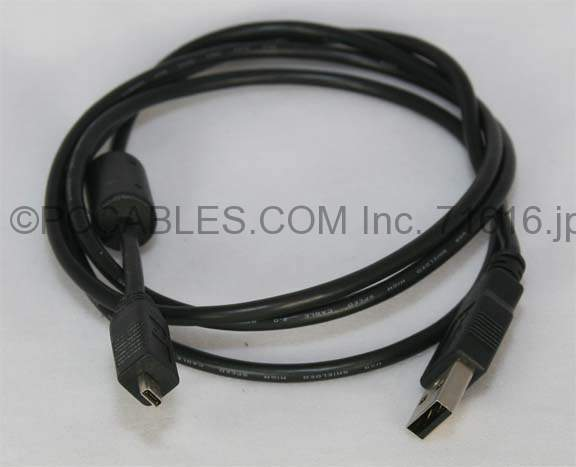 GE USB Camera Cable D6 Connector
