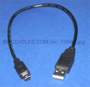 Google G1 USB Charging Cable 1ft D1