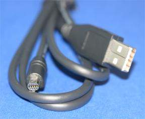 HP Q2154-61610 USB Camera Cable HP-812 HP-812XI 6FT