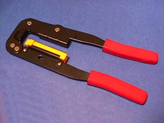 IDC CRIMP PLIERS For IDC RIBBON Connectors
