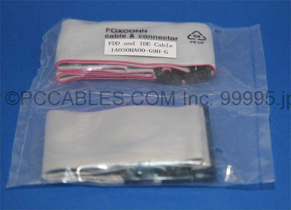 IDE Cable FDD FLOPPY Cable Set Foxconn