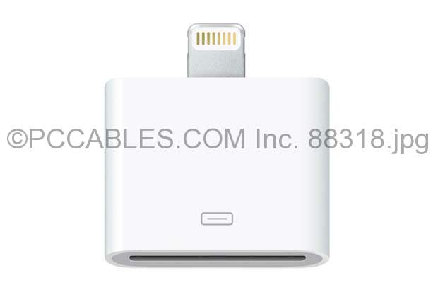 IPHONE 5 Lightning to DockPort Adapter