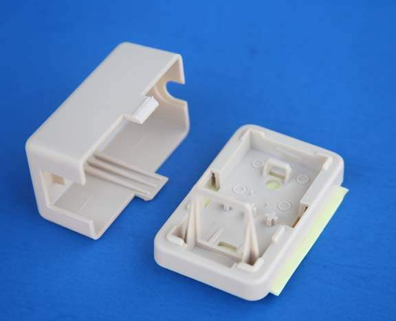 Keystone Wall Surface Mount Box 1-hole