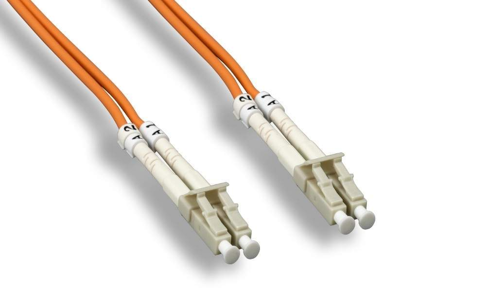 LC-LC FIBER OPTIC 10Meter 62.5/125UM Duplex Multimode
