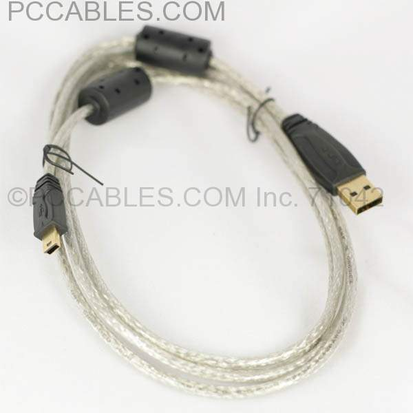 NIKON USB UC-E4 CAMERA CABLE 6FT