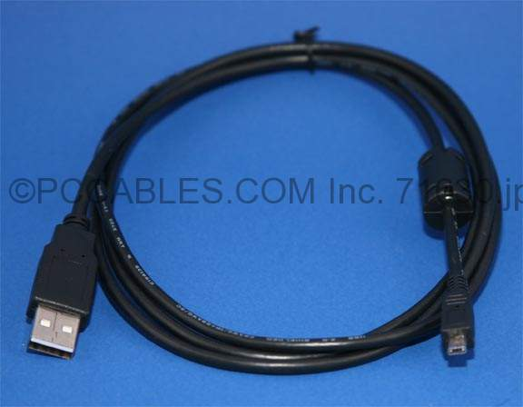 OLYMPUS CB-USB7 USB Camera Cable D6