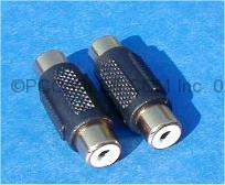 RCA-Female to RCA-Female ADAPTER