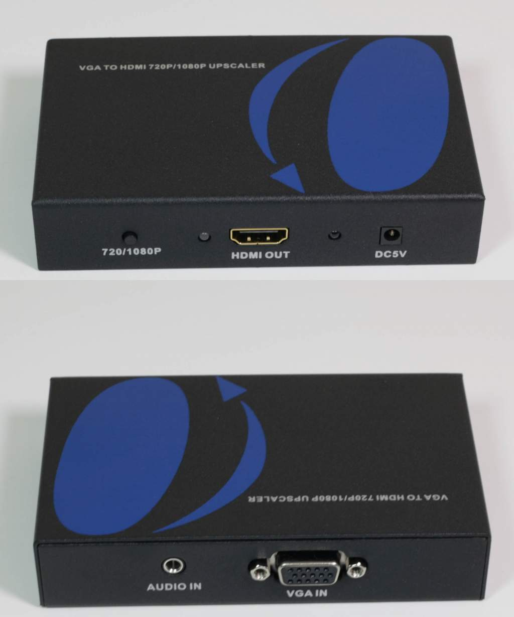 SVGA to HDMI Converter