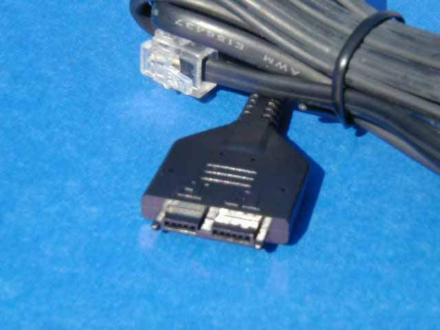TDK PCMCIA MODEM CABLE M-07-1 07 PIN