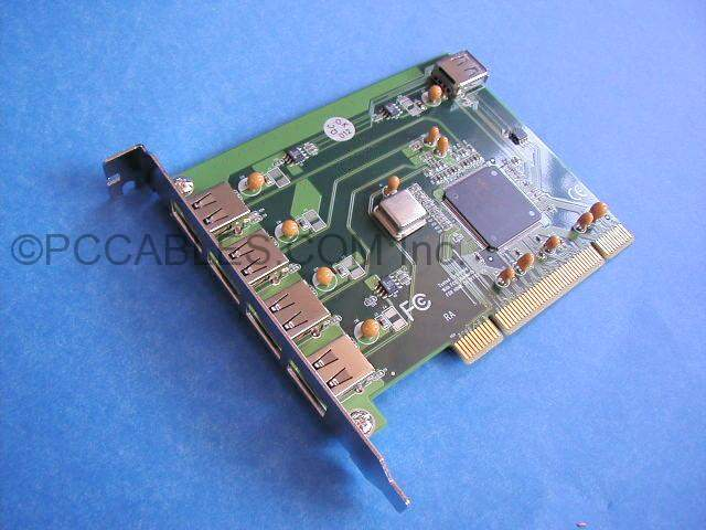 USB 2.0 CONTROLLER CARD FIVE PORT (NEC) PC