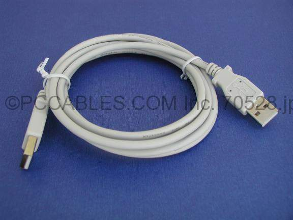 USB 2.0 CABLE TYPE A-Male to TYPE A-Male CABLE 6FT