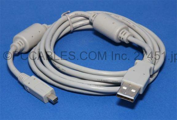 USB 2.0 Digital Camera Cable 2 Meter DCUP-3