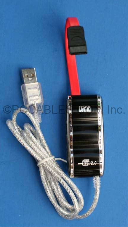 USB to SATA Converter with Power