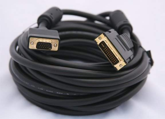 VGA to M1-DA (EVC-34) Cable 25FT