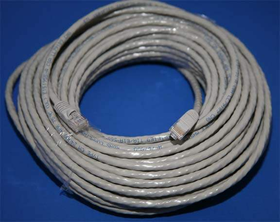 100FT CAT6 RJ45 NETWORK CABLE