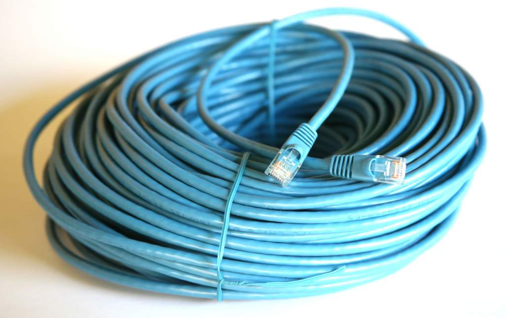 175FT CAT6 RJ45 NETWORK CABLE BLUE