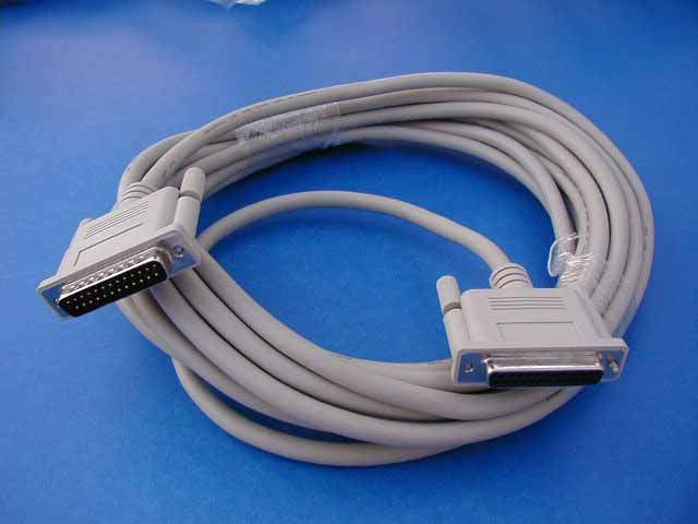 25FT DB25-M to DB25-F IEEE-1284 Cable