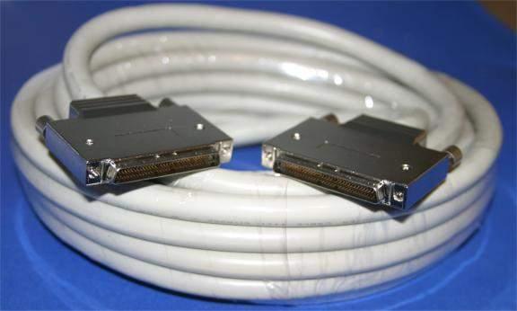 25FT SCSI-III HPDB68-M TS to SCSI-III HPDB68-M TS