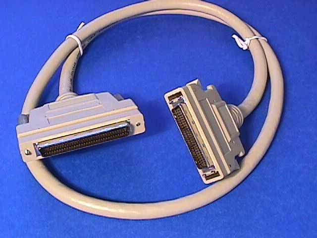 3FT SCSI-III HPDB68-M TS TO SCSI-II HPDB50-M LATCH