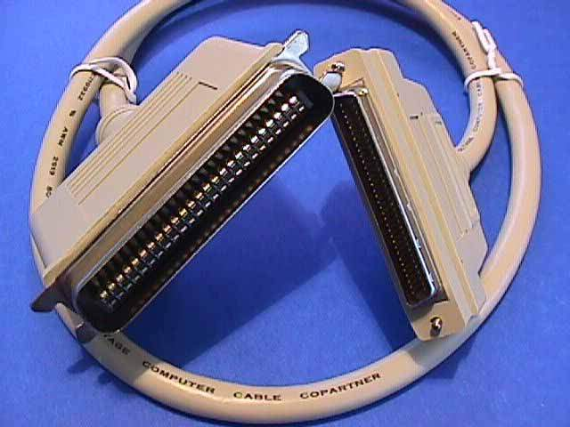 3FT SCSI-III HPDB68-M TS to SCSI-I CN50-M