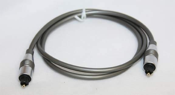 3FT TOSLINK-TOSLINK DIGITAL 5mm Audio Cable