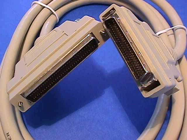 6FT SCSI-III HPDB68-M TS TO SCSI-II HPDB50-M LATCH