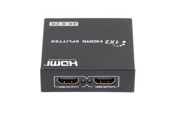 HDMI Splitter 1X2 View A
