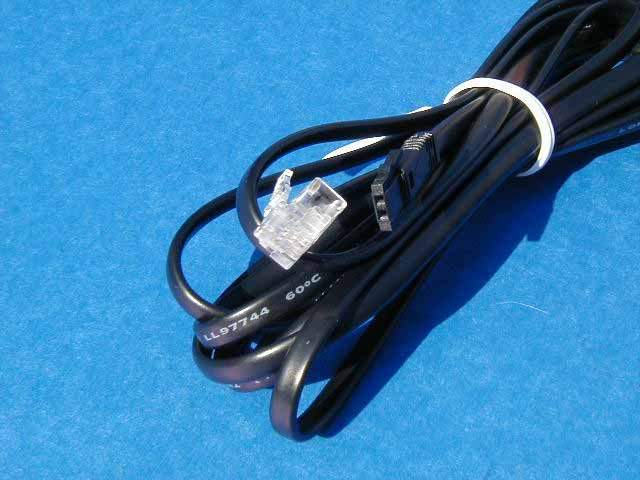 ATT PCMCIA MODEM CABLE M-02-1 02 PIN