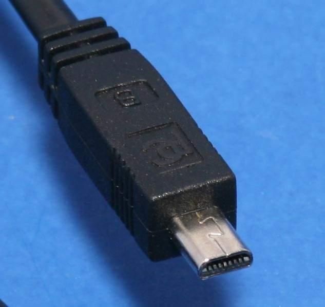 Aiptek USB Camcorder Cable DZ0-V38  DZO-V58  D6