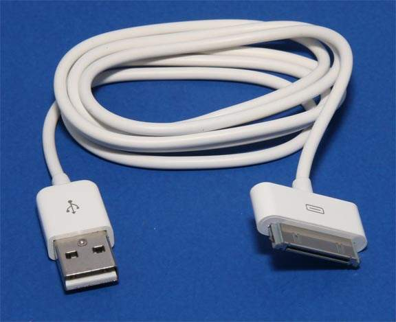 Apple iPad USB Data Cable 3FT Compatible