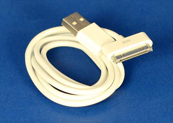 Apple iPod USB Data Cable 3FT