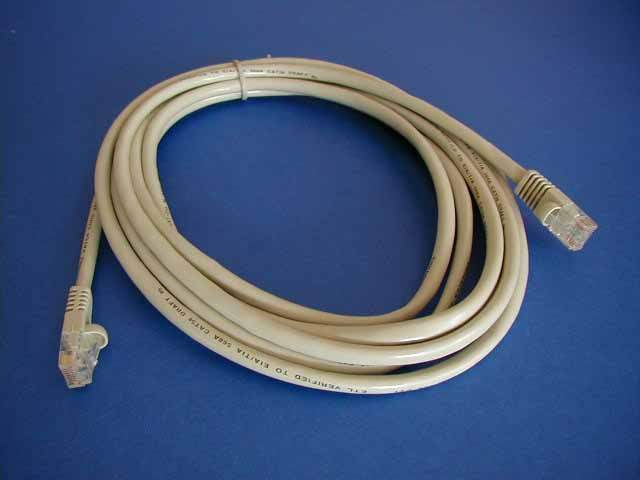 CAT 5e 15FT RJ45 NETWORK CABLE