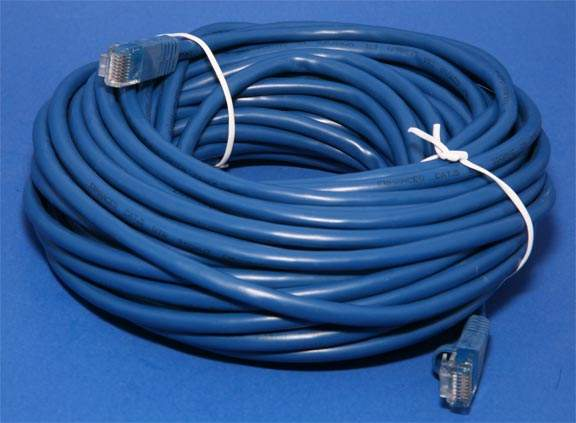 CAT 5e Blue 50FT RJ45 Network Cable